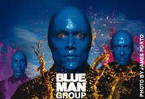 ブルーマン グループ(Blue Man Group)